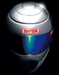 シンプソンヘルメットSPEEDWAY RX10ガンメタ